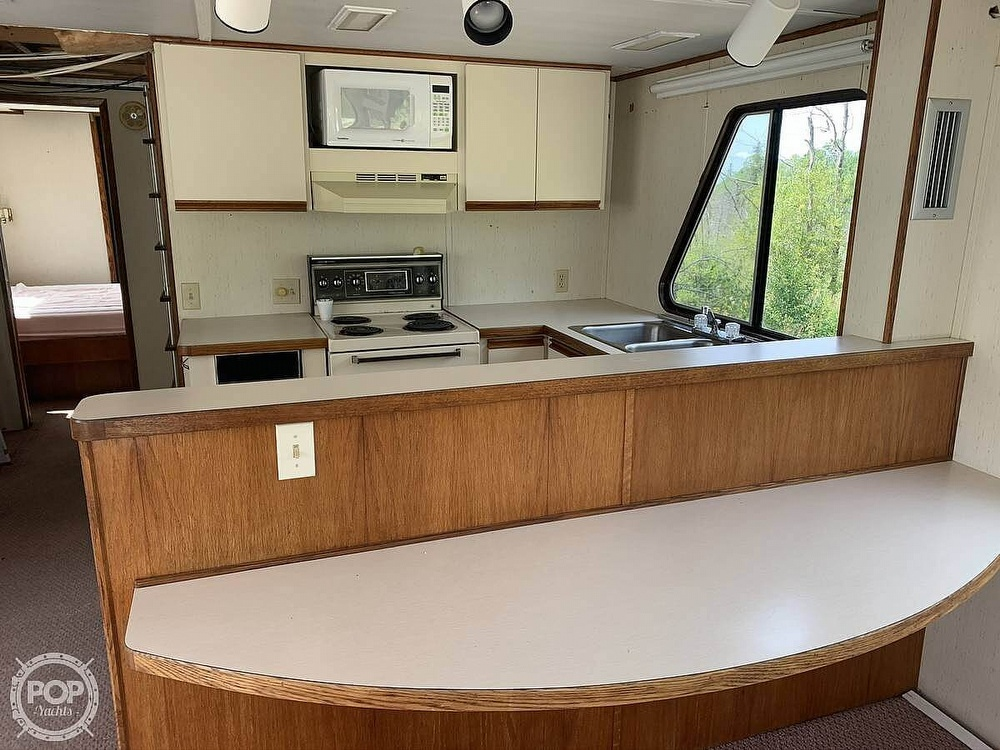 1988 Three Buoys boat for sale, model of the boat is Sunseeker 52 & Image # 8 of 11