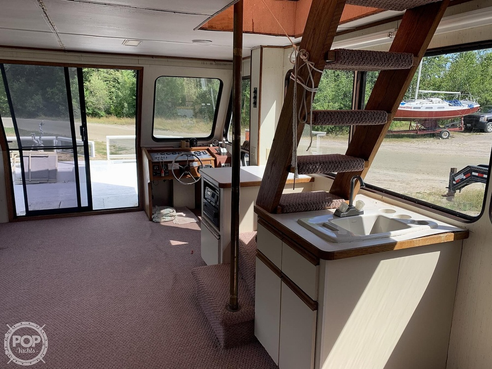1988 Three Buoys boat for sale, model of the boat is Sunseeker 52 & Image # 17 of 29