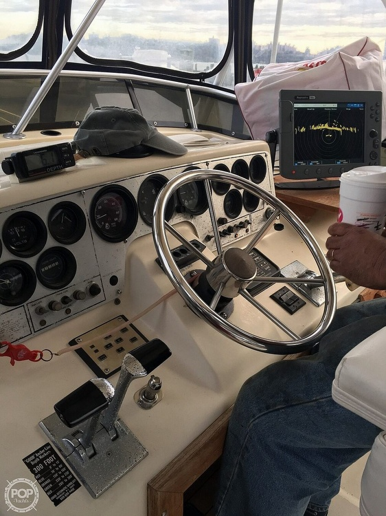 1981 Silverton boat for sale, model of the boat is 37C & Image # 8 of 40