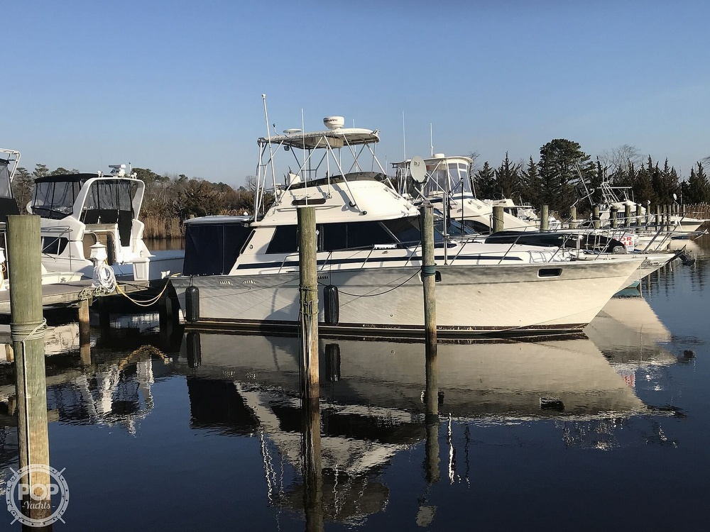 1981 Silverton boat for sale, model of the boat is 37C & Image # 30 of 40