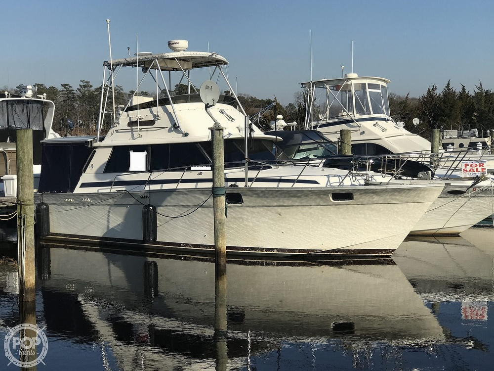 1981 Silverton boat for sale, model of the boat is 37C & Image # 32 of 40