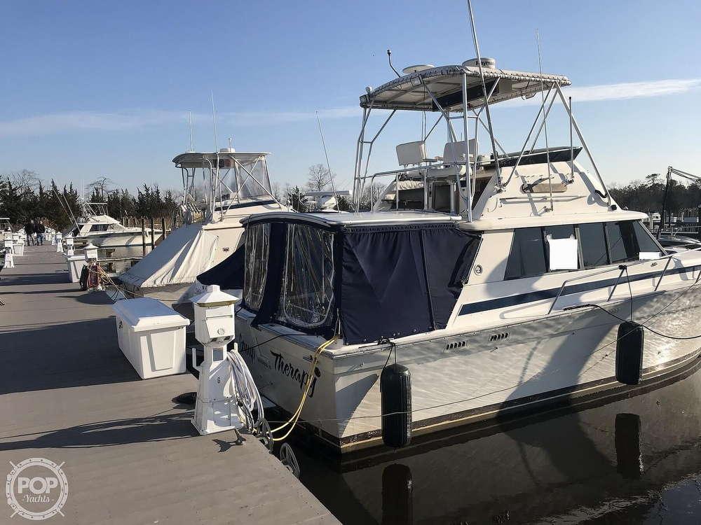 1981 Silverton boat for sale, model of the boat is 37C & Image # 33 of 40
