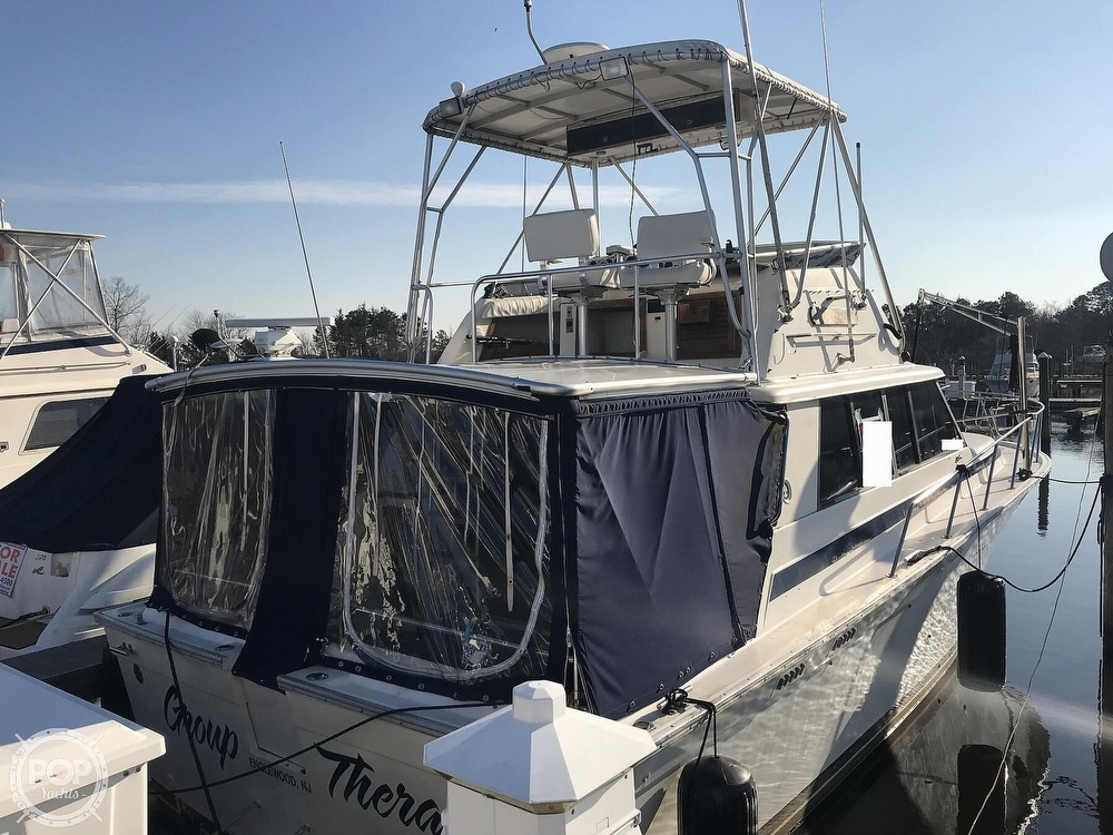 1981 Silverton boat for sale, model of the boat is 37C & Image # 2 of 40