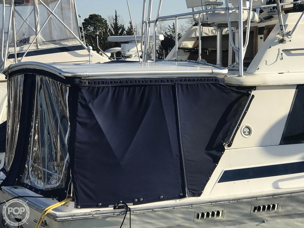 1981 Silverton boat for sale, model of the boat is 37C & Image # 36 of 40
