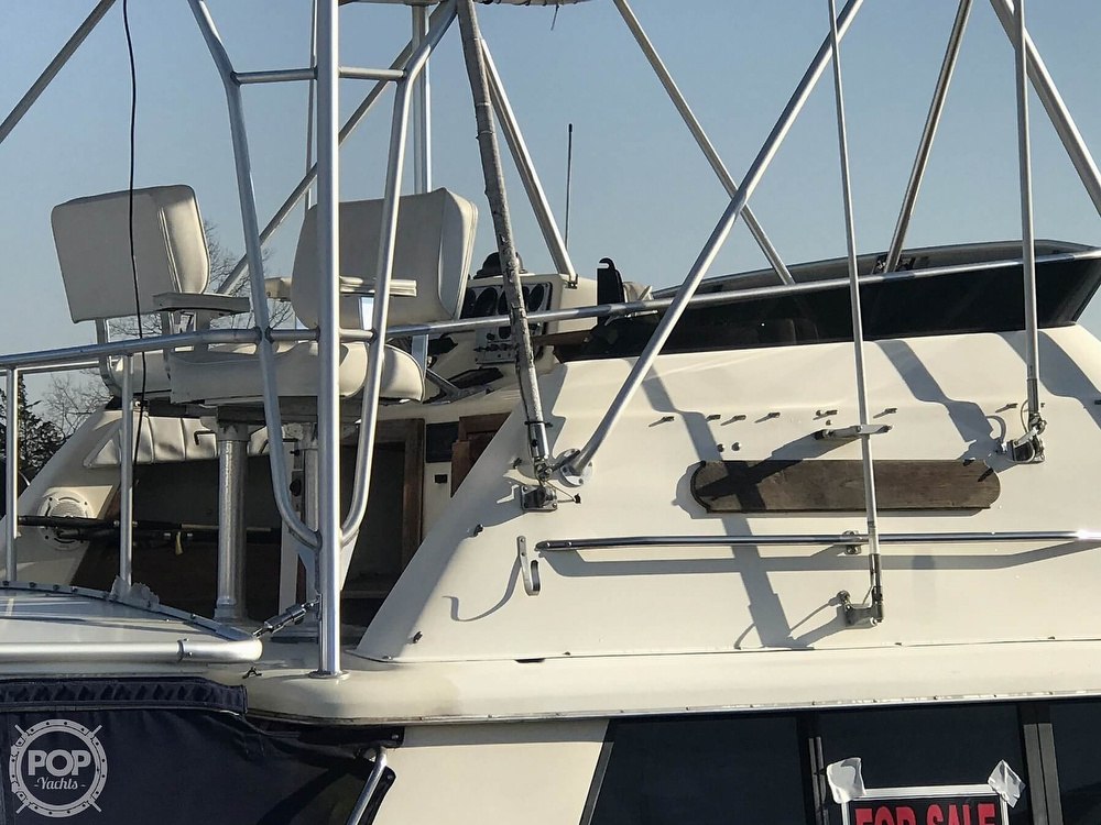 1981 Silverton boat for sale, model of the boat is 37C & Image # 37 of 40