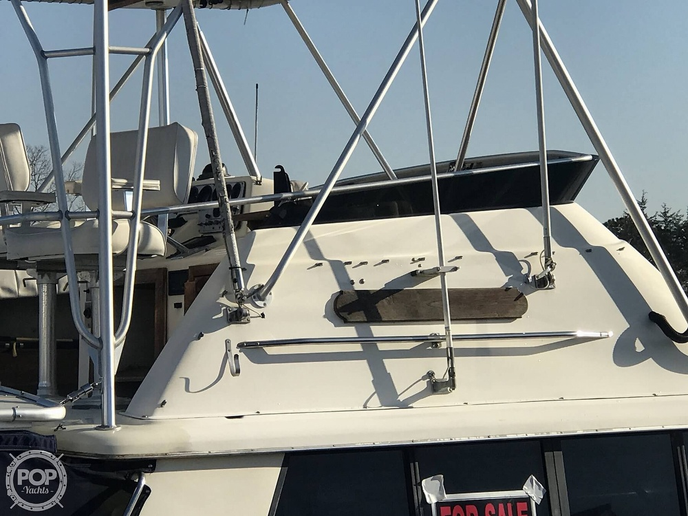 1981 Silverton boat for sale, model of the boat is 37C & Image # 38 of 40