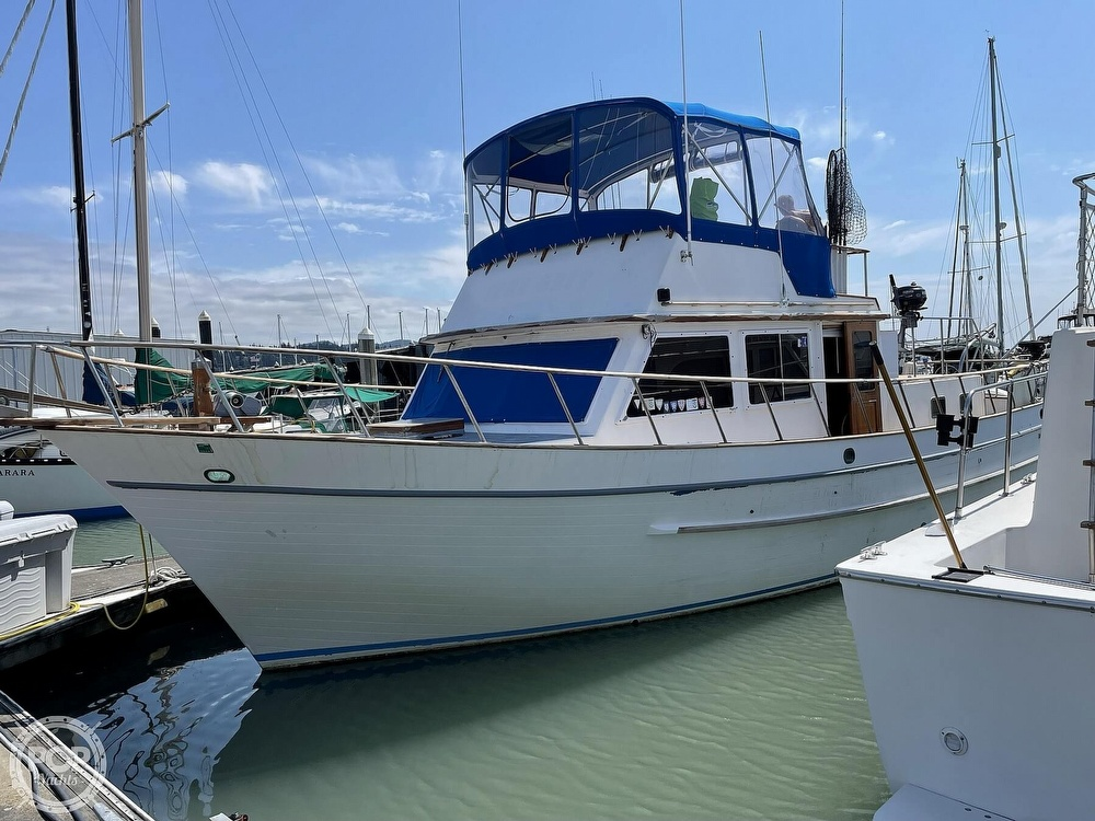 1979 Maritime boat for sale, model of the boat is 41 & Image # 17 of 40