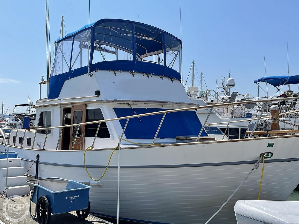 1979 Maritime boat for sale, model of the boat is 41 & Image # 18 of 40