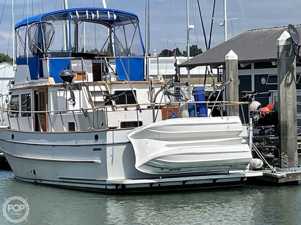 1979 Maritime boat for sale, model of the boat is 41 & Image # 23 of 40