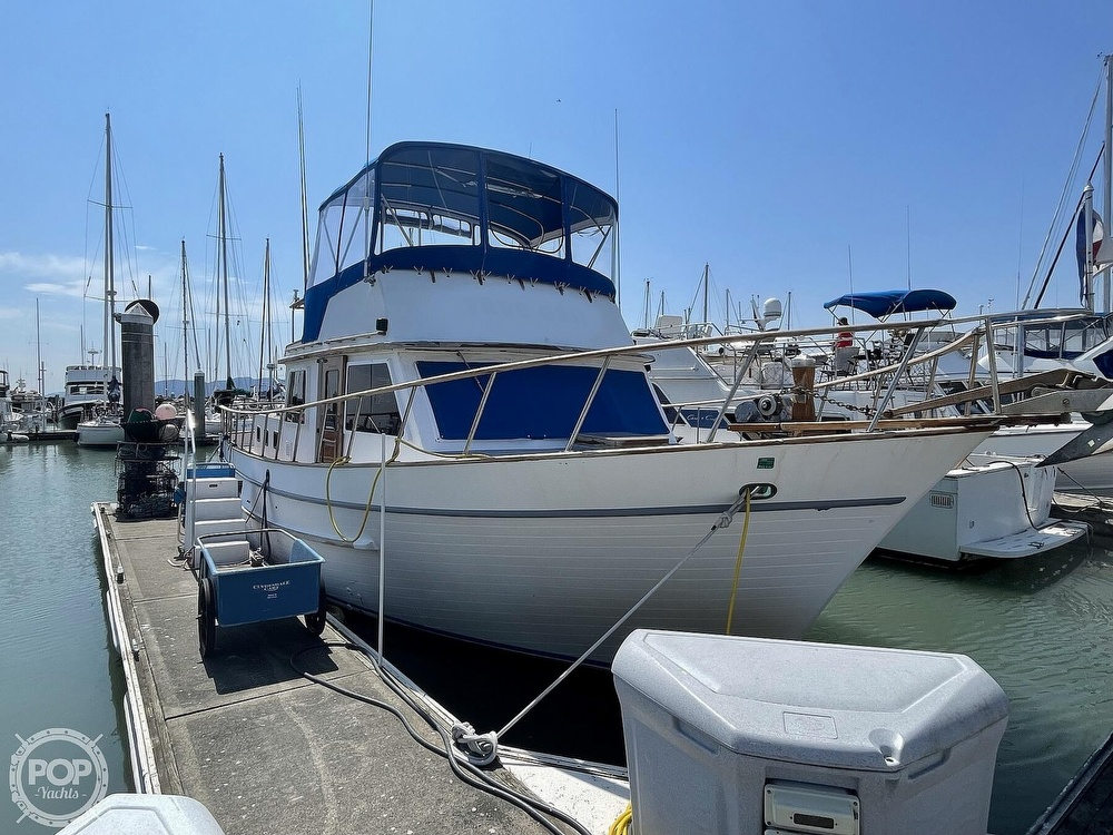 1979 Maritime boat for sale, model of the boat is 41 & Image # 24 of 40