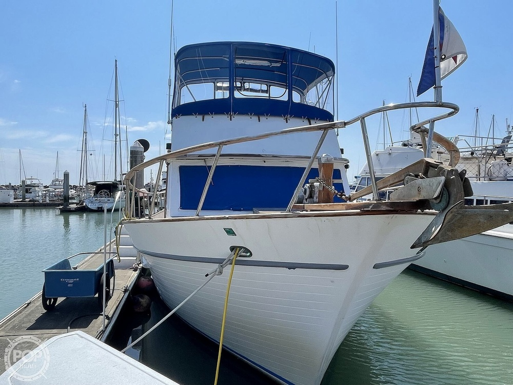 1979 Maritime boat for sale, model of the boat is 41 & Image # 25 of 40