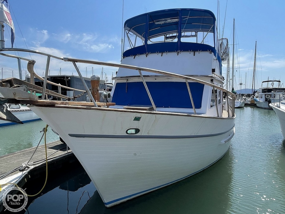 1979 Maritime boat for sale, model of the boat is 41 & Image # 26 of 40