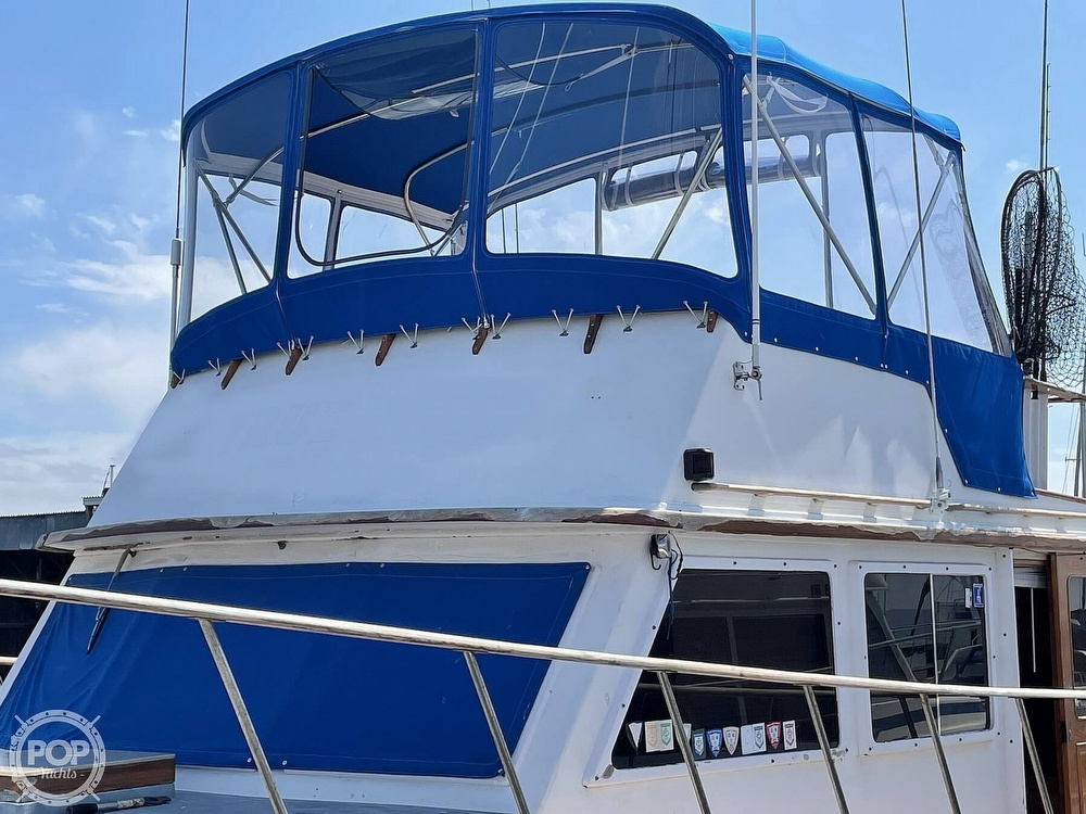 1979 Maritime boat for sale, model of the boat is 41 & Image # 3 of 40