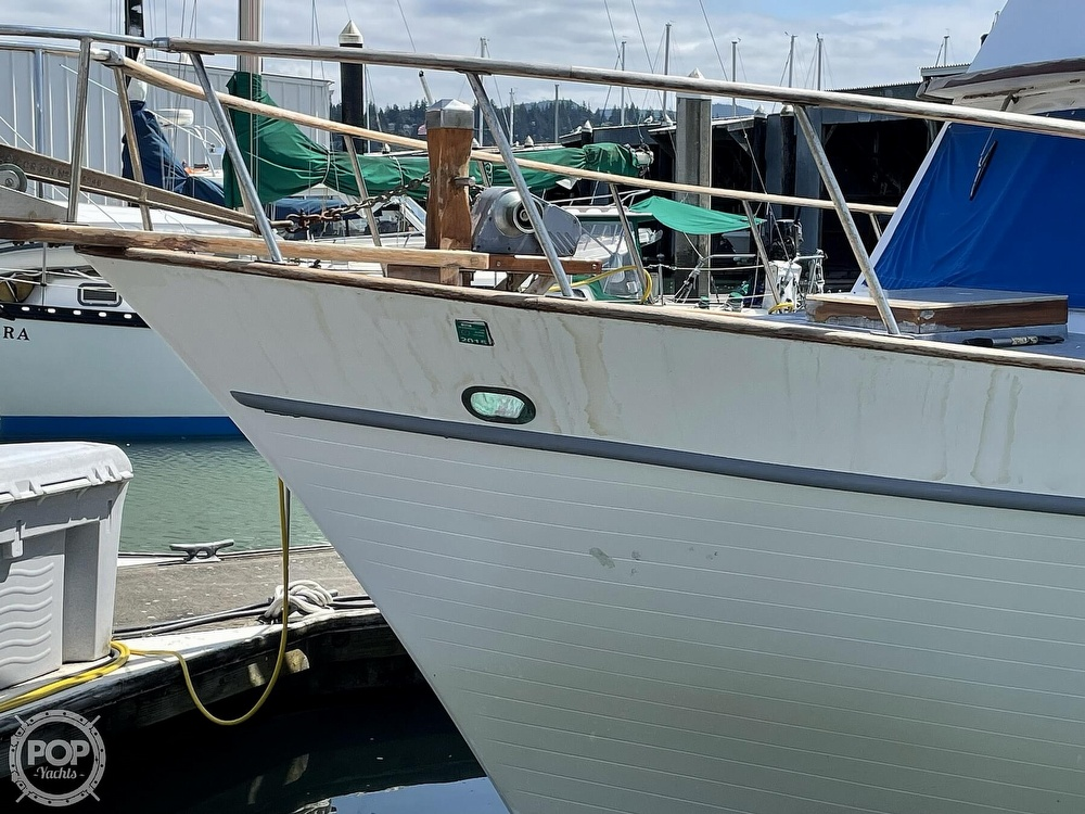 1979 Maritime boat for sale, model of the boat is 41 & Image # 27 of 40