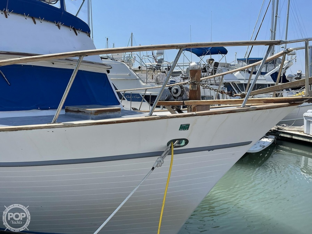 1979 Maritime boat for sale, model of the boat is 41 & Image # 28 of 40