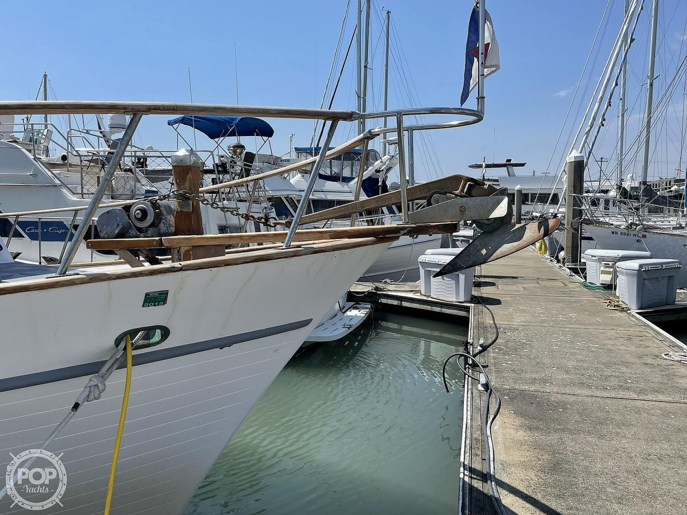 1979 Maritime boat for sale, model of the boat is 41 & Image # 29 of 40