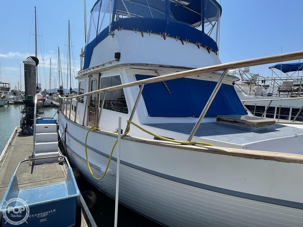 1979 Maritime boat for sale, model of the boat is 41 & Image # 30 of 40