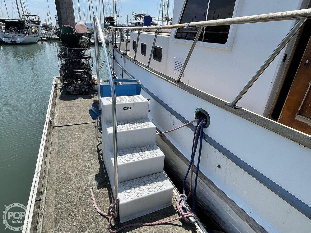 1979 Maritime boat for sale, model of the boat is 41 & Image # 31 of 40