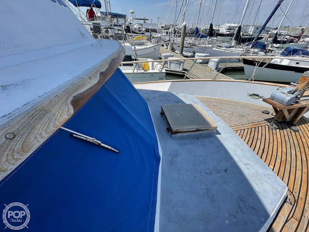 1979 Maritime boat for sale, model of the boat is 41 & Image # 37 of 40