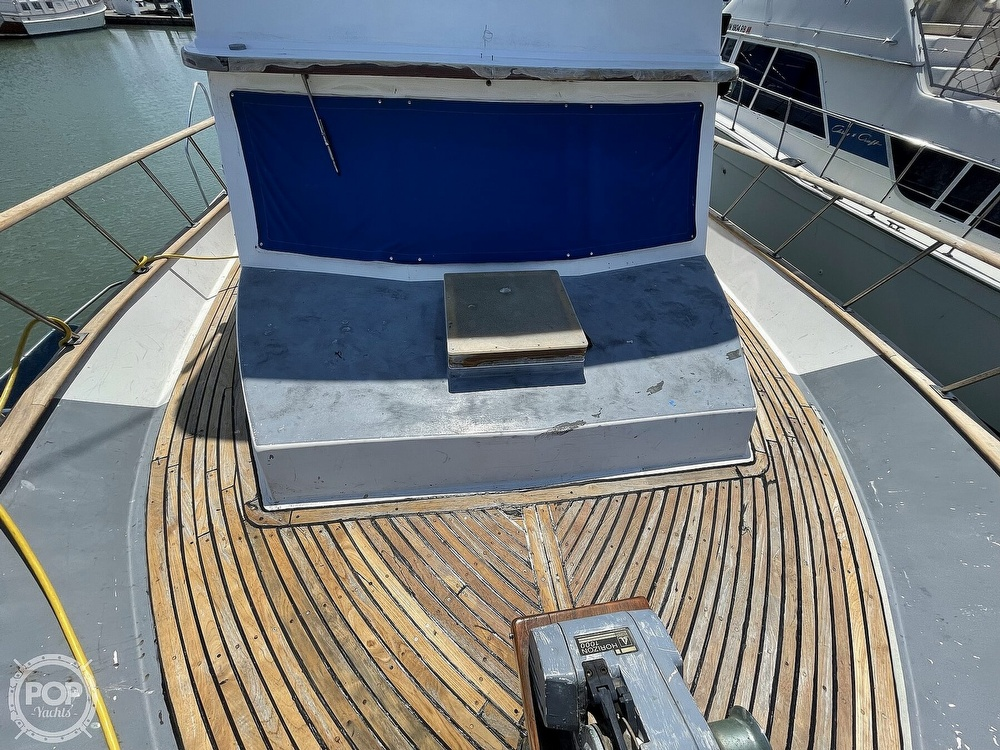 1979 Maritime boat for sale, model of the boat is 41 & Image # 39 of 40