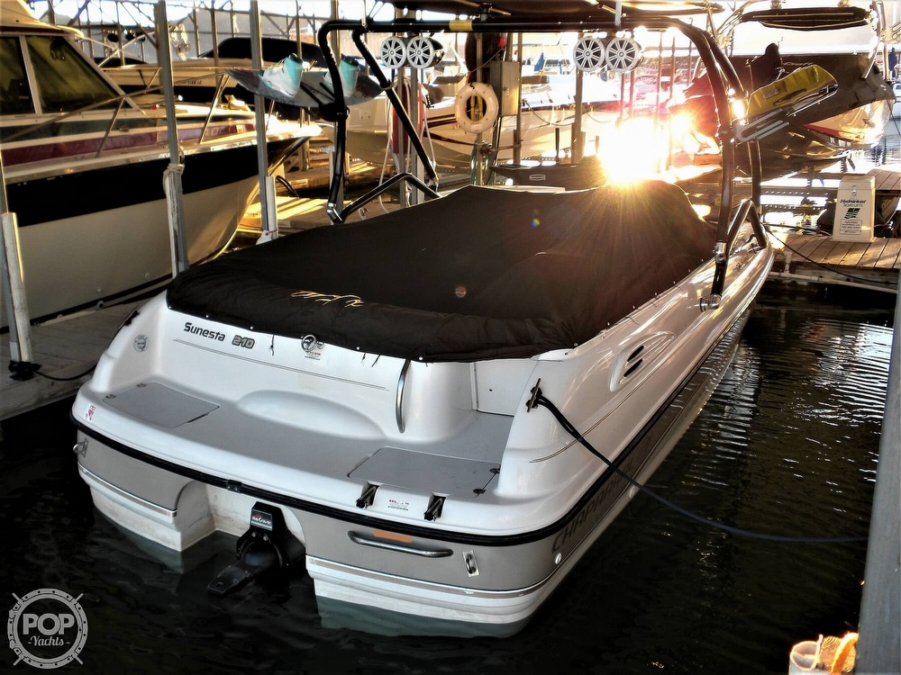 1997 Chaparral boat for sale, model of the boat is Sunesta 210 Limited Edition & Image # 10 of 40