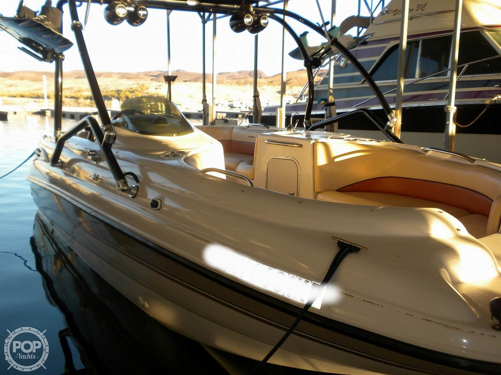 1997 Chaparral boat for sale, model of the boat is Sunesta 210 Limited Edition & Image # 12 of 40