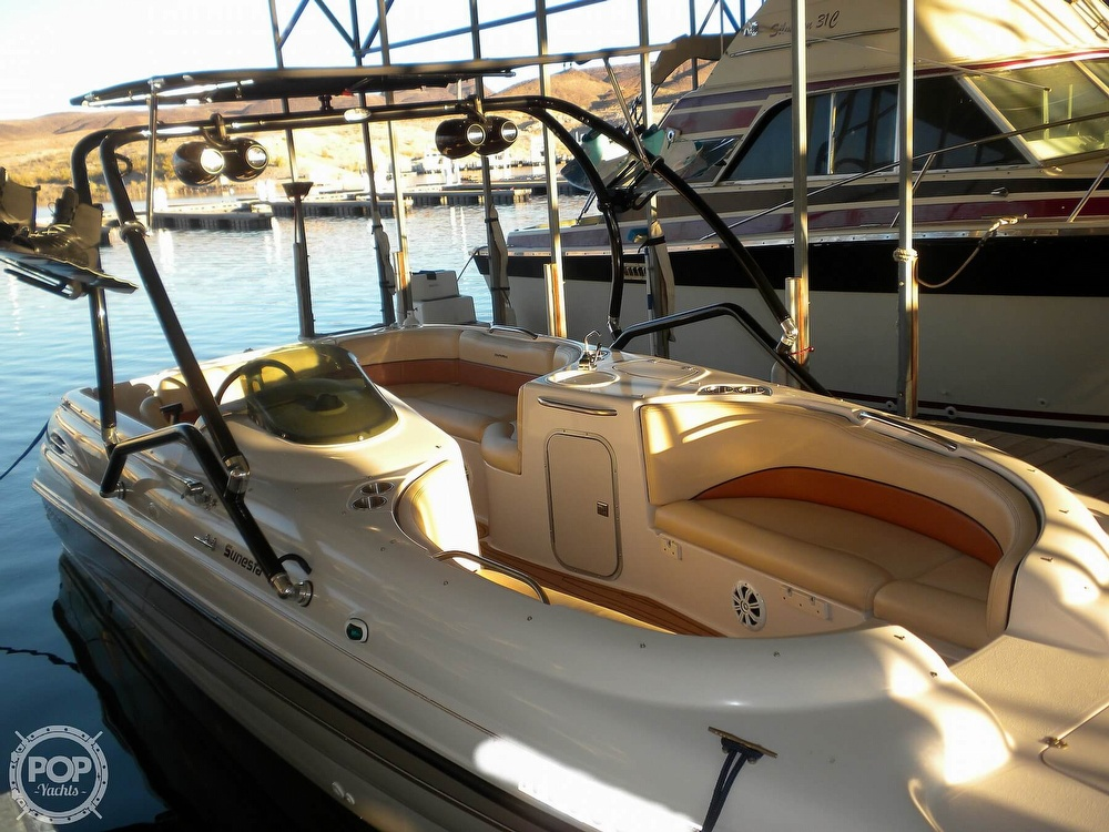 1997 Chaparral boat for sale, model of the boat is Sunesta 210 Limited Edition & Image # 13 of 40