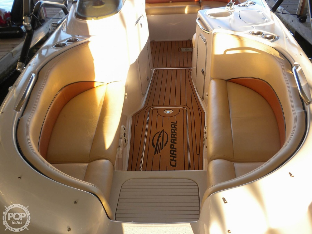 1997 Chaparral boat for sale, model of the boat is Sunesta 210 Limited Edition & Image # 17 of 40