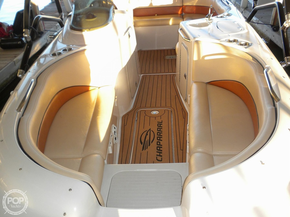 1997 Chaparral boat for sale, model of the boat is Sunesta 210 Limited Edition & Image # 18 of 40