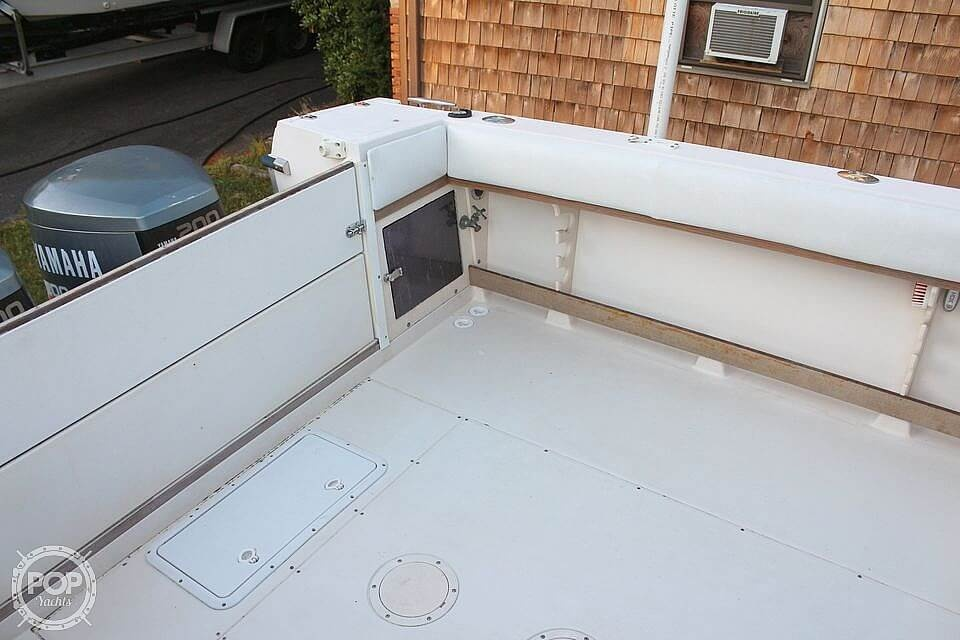 1991 Grady-White boat for sale, model of the boat is Dolphin 25 & Image # 21 of 26