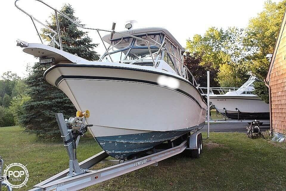 1991 Grady-White boat for sale, model of the boat is Dolphin 25 & Image # 24 of 26