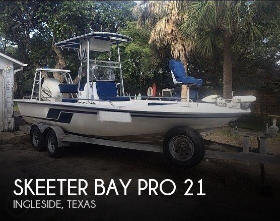 1998 SKEETER BAY PRO 21 for sale