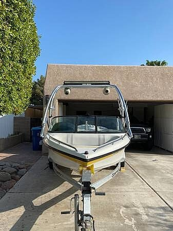 2000 Malibu boat for sale, model of the boat is Sportster LX & Image # 2 of 15