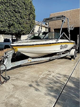 2000 Malibu boat for sale, model of the boat is Sportster LX & Image # 10 of 15