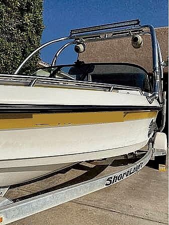 2000 Malibu boat for sale, model of the boat is Sportster LX & Image # 12 of 15