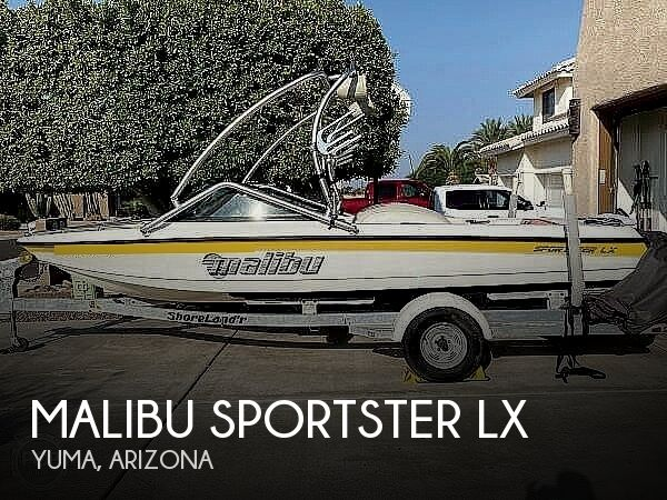 2000 Malibu boat for sale, model of the boat is Sportster LX & Image # 1 of 15