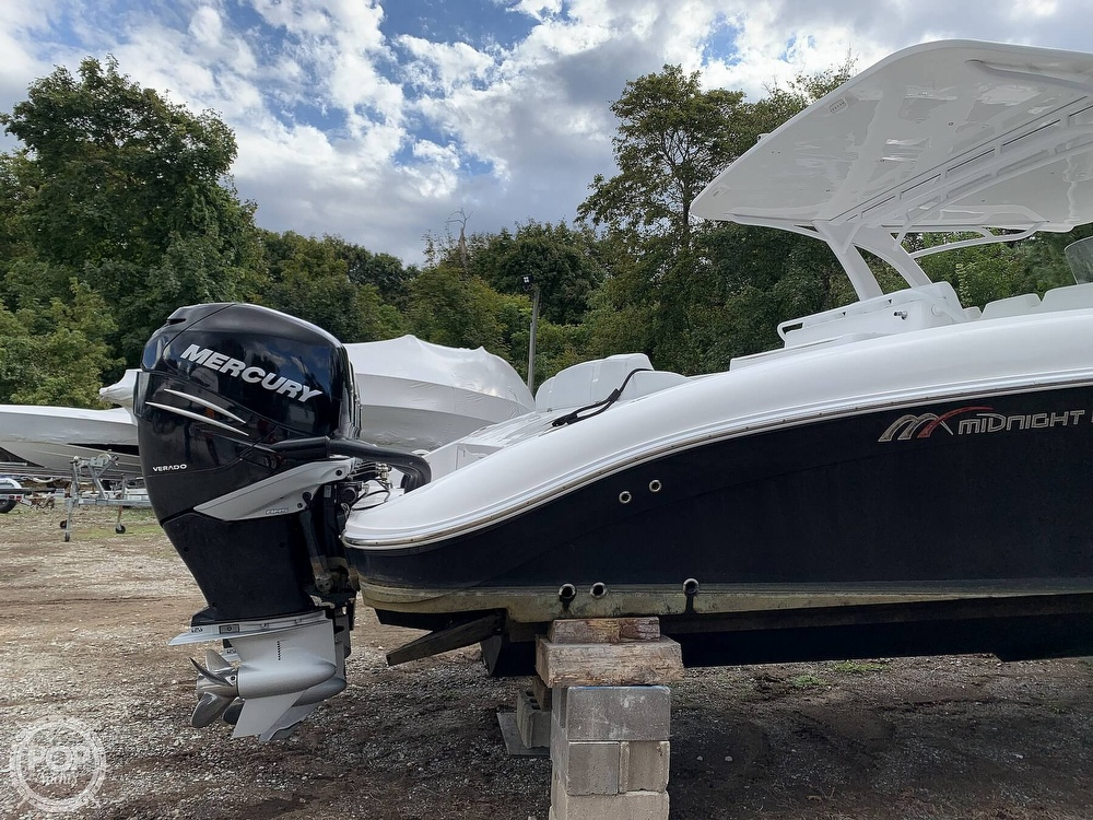 2016 Midnight Express boat for sale, model of the boat is 43 Center Console & Image # 2 of 40