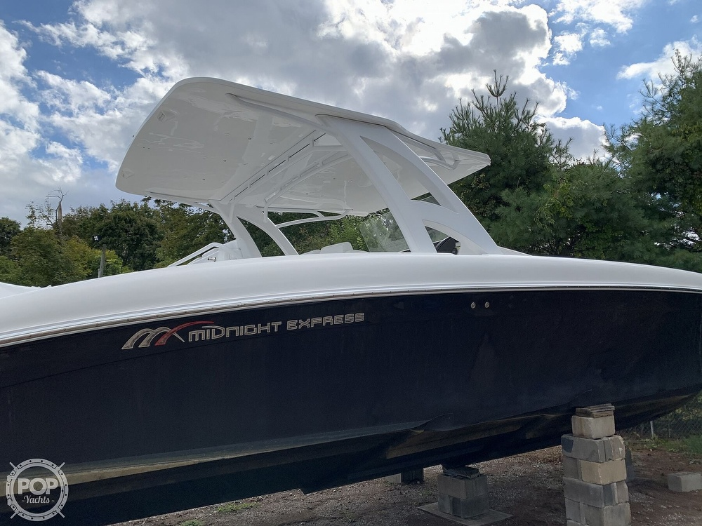 2016 Midnight Express boat for sale, model of the boat is 43 Center Console & Image # 6 of 40