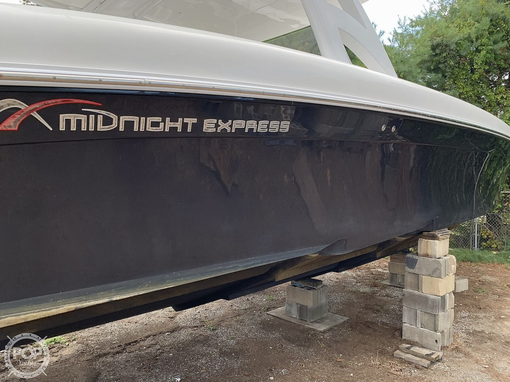 2016 Midnight Express boat for sale, model of the boat is 43 Center Console & Image # 11 of 40