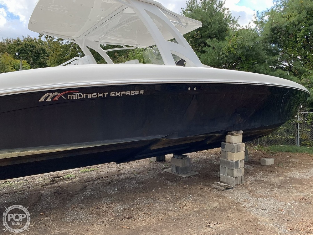 2016 Midnight Express boat for sale, model of the boat is 43 Center Console & Image # 12 of 40