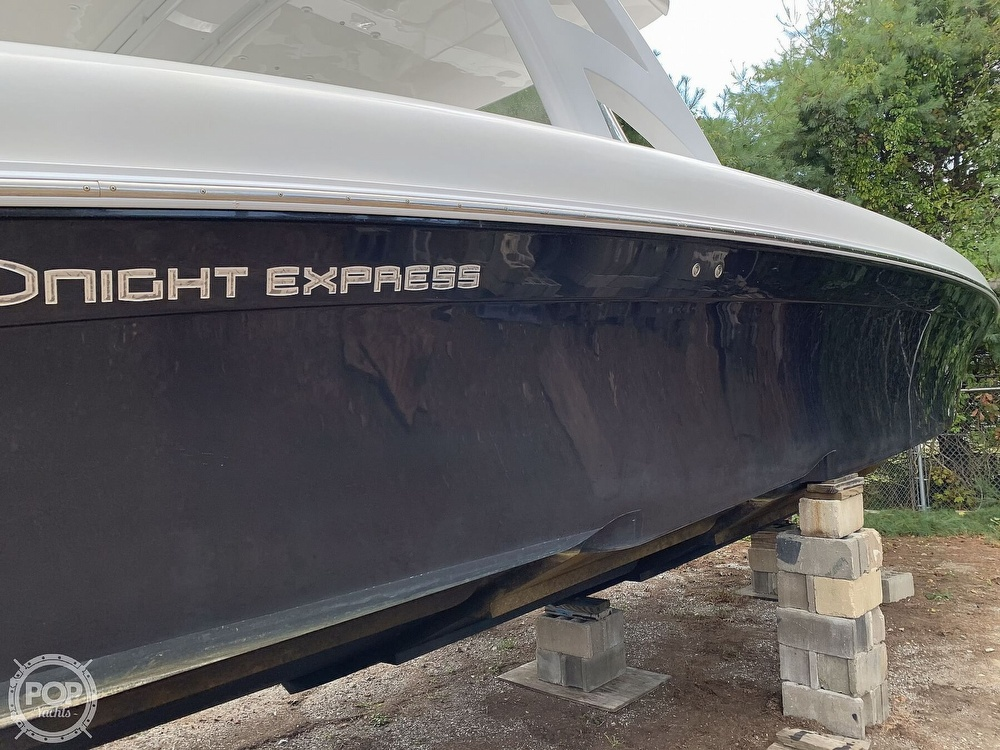 2016 Midnight Express boat for sale, model of the boat is 43 Center Console & Image # 17 of 40
