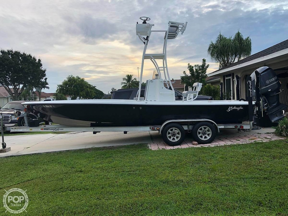 2012 Yellowfin boat for sale, model of the boat is 24 & Image # 6 of 41