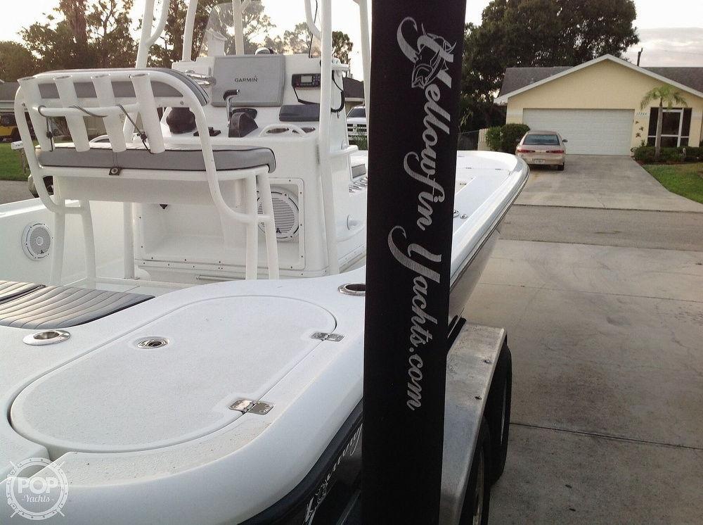 2012 Yellowfin boat for sale, model of the boat is 24 & Image # 21 of 41