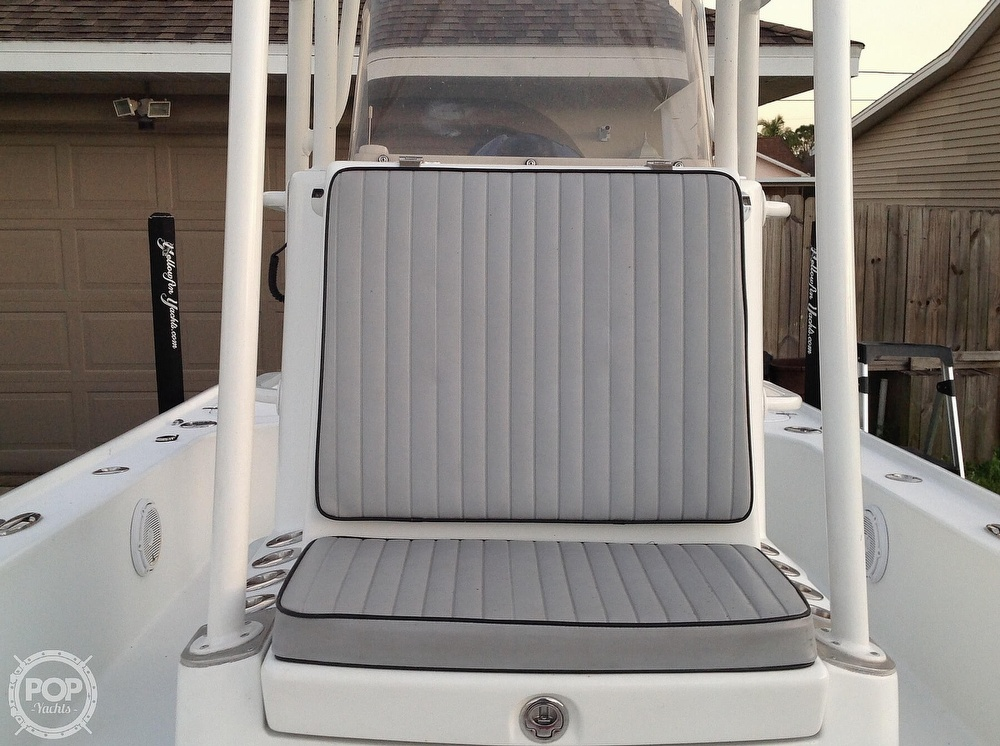 2012 Yellowfin boat for sale, model of the boat is 24 & Image # 33 of 41