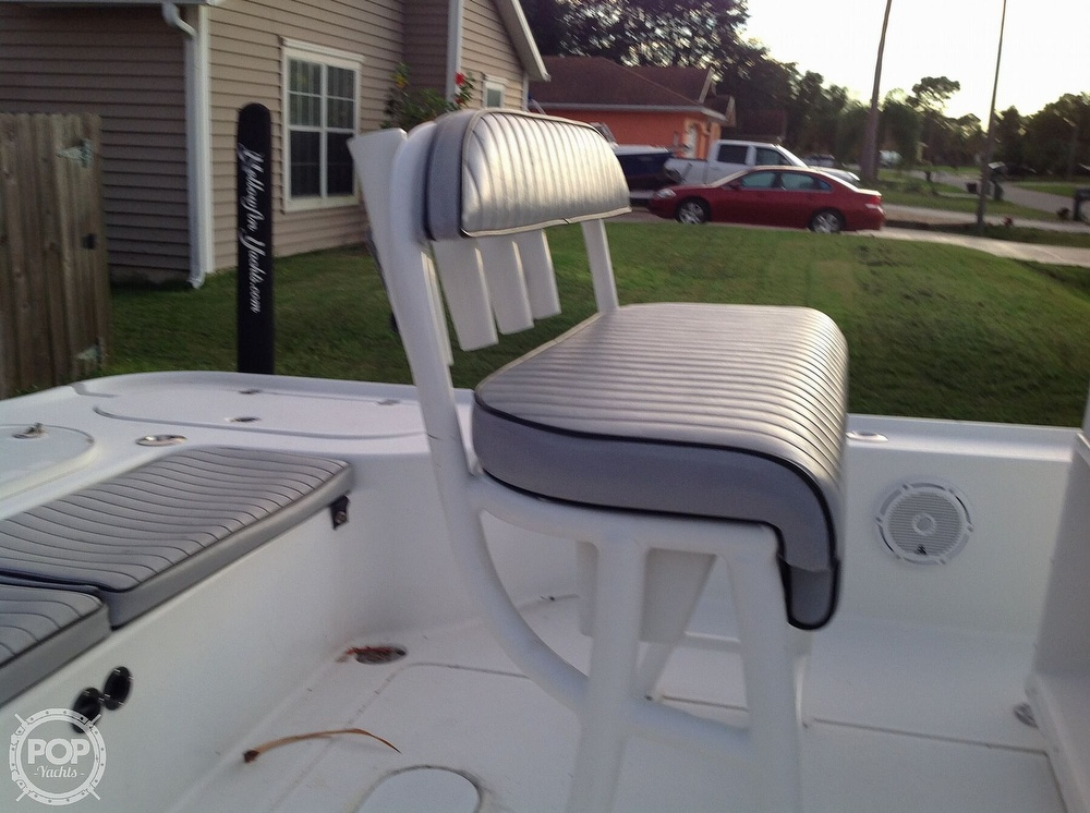 2012 Yellowfin boat for sale, model of the boat is 24 & Image # 4 of 41