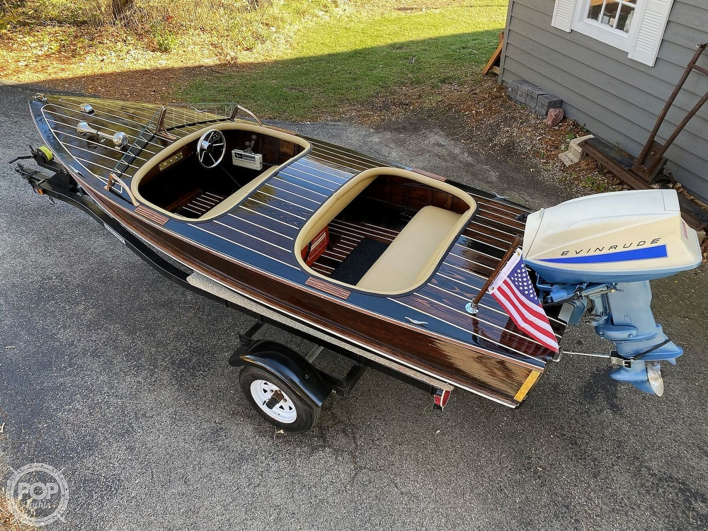 1946 Wagemaker boat for sale, model of the boat is Wolverine Custom & Image # 3 of 40