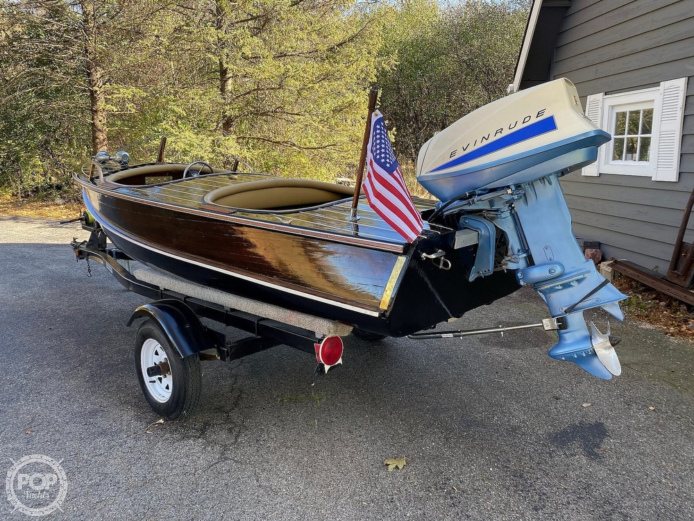 1946 Wagemaker boat for sale, model of the boat is Wolverine Custom & Image # 8 of 40