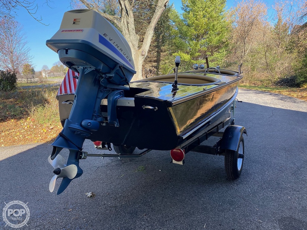 1946 Wagemaker boat for sale, model of the boat is Wolverine Custom & Image # 10 of 40