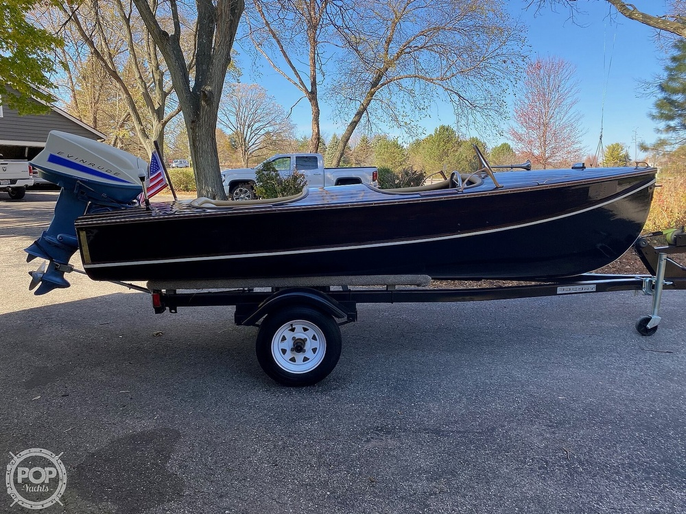 1946 Wagemaker boat for sale, model of the boat is Wolverine Custom & Image # 11 of 40