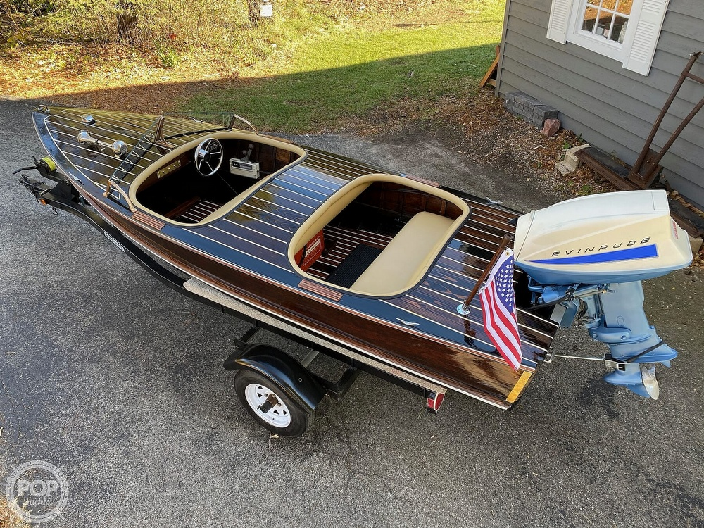 1946 Wagemaker boat for sale, model of the boat is Wolverine Custom & Image # 16 of 40
